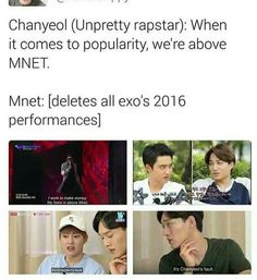It's chanyeol again xD