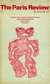 Paris Review - The Art of Fiction No. 69, James M. Cain