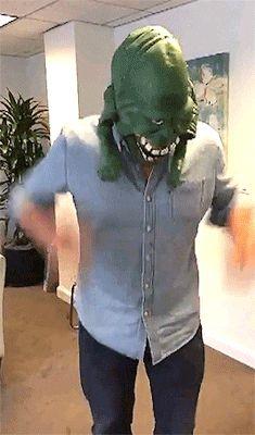 Sweet dork! Chris Pratt <3