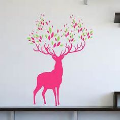 Ebay stag and deer vinyl wall stickers - Bing Images