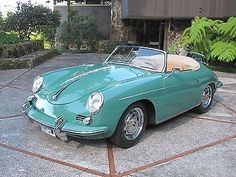 awesome 1961 Porsche 356 Roadster - For Sale View more at http://shipperscentral.com/wp/product/1961-porsche-356-roadster-for-sale/