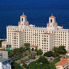 Hotel Nacional - Havana, Cuba