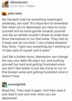 Not depressed, but this could go for ANY mental health issue. My anxiety cripple. - Not depressed, but this could go for ANY mental health issue. My anxiety crippled me so much that I - Life Advice, Good Advice, Angst Quotes, Social Anxiety, Health Anxiety, Mental Health Awareness, Self Improvement, Self Help, Texts