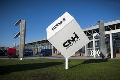 CNH Industrial Village in Turin Italy