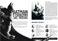 Infográfico - Batman O Cavaleiro das Trevas - Andrey Ianke - SATC