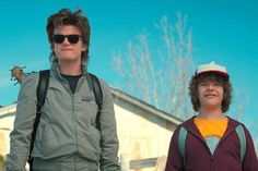 My two FAVORITE Stranger Things characters
