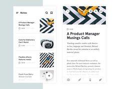 Basic Notes App