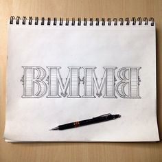 Logo for Black Market Music Brokers @drewdrucker #art #design #drawing #sketch #pencil #type #typography #handtype #handmade #handlettering #letters #lettering #customlettering #calligraphy #vintage #antique #graffiti #calligritype #goodtype...