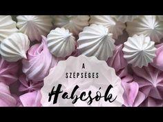 Cake Decorating Techniques, Pavlova, Meringue, Cake Cookies, Cookie Decorating, Macarons, Icing, Flowers, Desserts