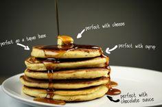 Η δυσκολία με τα pancakes