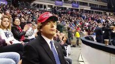 Trump vs Bernie Debate - The Donald Trump ImpressionThe Donald Trump Impression