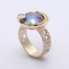 """""""Body and Soul"""" ring 