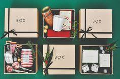 EAT, DRINK, & BE MERRY with BOXFOX // SHOPBOXFOX