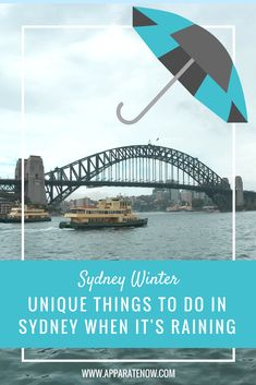 Travelling Australia and find yourself in Sydney when it's raining? Unique things to do in Sydney when it's raining (or Winter & cold).   Indoor activities in Sydney and the best Sydney Art Galleries & Museums to Visit!
