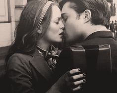 Chuck: I love you too.  Blair: But, can you say it twice? No, I'm serious, say it twice.  Chuck: I love you, I love you, there's three, four.