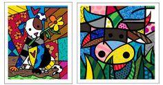 Resultado de imagem para cubismo obras famosas