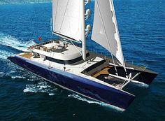 Hemisphere Catamaran