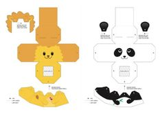 Paper Toy | Papercraft, Paper