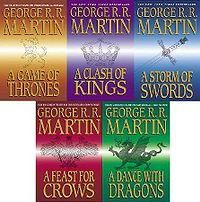 I am currently reading book 3. Love this; the HBO series Game of Thrones is definately worth watching as well.