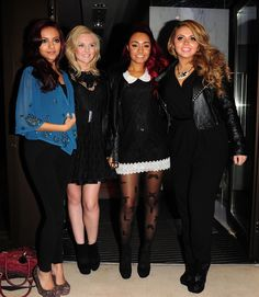 Little Mix, they are so beautiful in ever way! People need to stop bullying Jesy Nelson because she is beautiful the way she is!