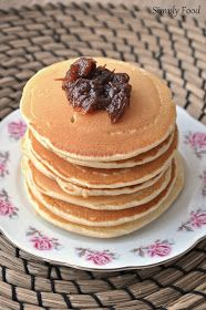 Simply Recipes, Simply Food, Pancakes, Breakfast, Morning Coffee, Pancake, Crepes