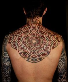 New Super Awesome Abstract Tattoos for Men