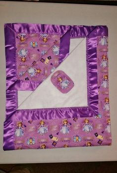 Princess Blanket Princess In Training Blanket by PearlsHomespun  Just click now for more info!