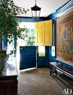 Top Designers on How to Create the Perfect Color Scheme Photos | Architectural Digest
