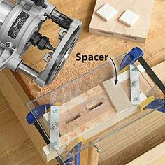 Here are 10 ways a plunge router beats a fixed-base router. Woodworking Ideas Table, Awesome Woodworking Ideas, Best Woodworking Tools, Cool Woodworking Projects, Router Woodworking, Woodworking Workshop, Woodworking Techniques, Youtube Woodworking, Woodworking Furniture