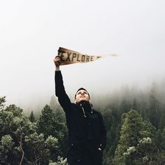 Photo of the United By Blue explore pennant by Nicole Mason
