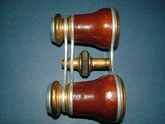 1920s John Lizars Opera Glasses with the Original Case - Glasgow Optician