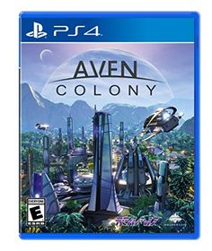 Aven Colony - PlayStation Build a new home for humanity. Discover Aven Prime- An alien planet of deserts, tundra's and jungles light years from earth. Newest Playstation, Xbox 1, Xbox One S, Xbox 360 Games, Playstation Games, Homes For Humanity, Ps4 Game Console, Les Oscars, Alien Planet