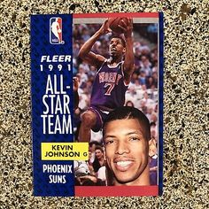 Kevin Johnson, Cds For Sale, Phoenix Suns, Basketball Cards, Ebay