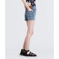 a382b7e95bdc Levi s Women s 501 High Rise Short at Amazon Women s Clothing store