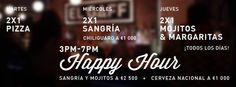 El Gaff in San José, San José. Promociones varian. L a V. Unos sabados tienen carne asada gratis con la compra de una cerveza artesanal. 5/4/15