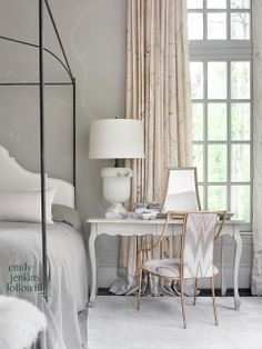 Melanie Turner Interiors featuring the BRADLEY Becca chair.