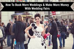 Do you want to make more money and book #weddings with #wedding fairs? Get all the best strategies in this free ebook: www.evolveyourweddingbusiness.com/wedfairebook