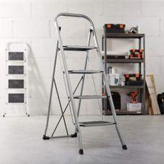 10 List Of The 10 Best 4 Step Ladders In 2020 Ideas 4 Step Ladder Step Ladders Aluminium Ladder