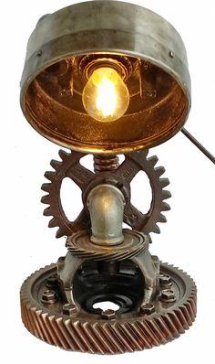 Bedroom lamps for nightstands Industrial lamps Industrial