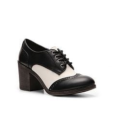 Rock & Candy Orbited Oxford Pump