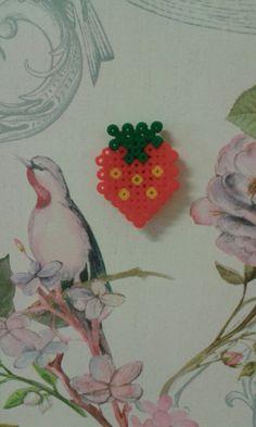 #Fresita #Hama #Beads