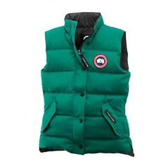 Canada Goose Women's Freestyle Vest.