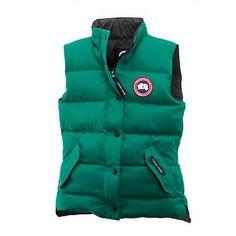 Canada Goose Women's Freestyle Vest.