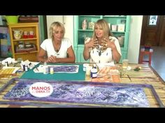 ManosalaObraTv Programa 21 2016 Herminia Devoto - Paula Domenech - YouTube