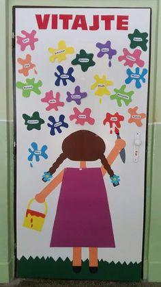 "Képtalálat a következőre: ""meniny zuzana blahoželanie"" School Hallway Decorations, Class Decoration, Preschool Classroom, Classroom Decor, Art For Kids, Crafts For Kids, September Crafts, Kindergarten Design, Kids Education"