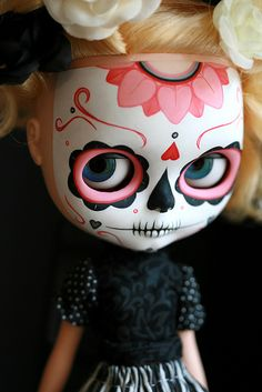 ★ ✯✦⊱♔ ❤️ ♔⊰✦✯ ★ Doll*icious | Calavera by Kittytoes ★ ✯✦⊱♔ ❤️ ♔⊰✦✯ ★