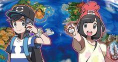 Ve el nuevo trailer de Pokémon SunMoon - LEVELUP