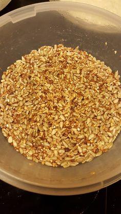 astridkokk – Grove rundstykker. Grains, Rice, Laughter, Jim Rice, Korn, Brass