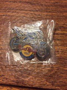 Hard Rock Cafe Orlando Motorcycle Pin