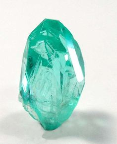 Phosphophyllite - Unificada Mine, Potosi, Bolivia Size: 1.7 x 1.0 x 0.9 cm